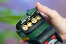 Bosch PLL 360 Linienlaser Inbetriebnahme